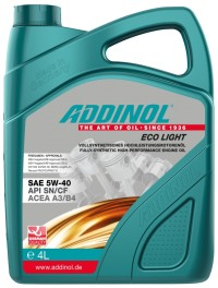 ADDINOL ECO LIGHT