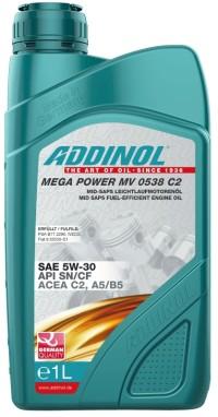 ADDINOL MEGA POWER MV 0538 C2